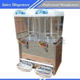 高品質のCold&Hotジュースの飲み物ディスペンサーLrsj-18L*2
