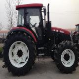 4WD 130HP 135HP 150HP großer Bauernhof-Rad-Traktor