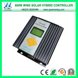 регулятор обязанности ветра 12V/24V 600W MPPT LCD солнечный гибридный (QW-600SG14TA)