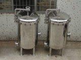 Filtro de saco do aço inoxidável da alta qualidade para a água