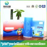 Boîte d'impression pour emballages en plastique divers pour le stockage des aliments