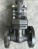 Válvula de porta da extremidade A105 da flange