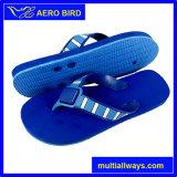 Sandalia clásica de los estilos del PVC de la playa del verano para el hombre