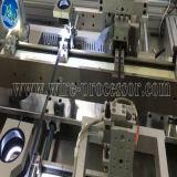 Voller automatischer Draht, der Maschine auf Flachkabel überprüft