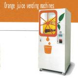 Venta caliente jugo de naranja Difundido Máquina expendedora