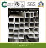 ASTM Tp347h 316 tube soudé en acier inoxydable