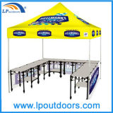 barraca ao ar livre do dossel do carro do abrigo do Gazebo de 3X4.5m