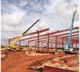 Construção de aço portátil do edifício do frame 2016 claro pré-fabricado