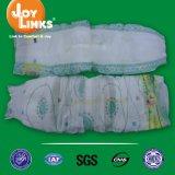 Couches-culottes de bébé de bande de Velcro (OEM procurable)