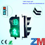 CE, système Pedestrian Intelligent Traffic RoHS Imperméable Rouge Vert 300mm / Traffic Light
