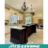 L字型木製の穀物の食器棚の家具(AIS-K298)