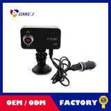 K6000 novo carro DVR da câmera do carro de um Registrator de 100 graus