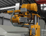 De Scherpe Machine van de Brug van de laser (plc-400/600)