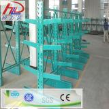 Estante voladizo del almacenaje del brazo de acero resistente