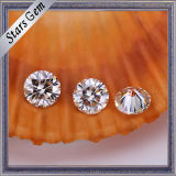 Jewelry Rings를 위한 순수한 White Color Synthetic Diamond Loose Moissanite
