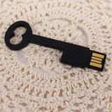 Preiswerte Schlüsselform Plastik-USB-Blinken-Laufwerk (UL-P015-01)