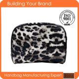 Sac promotionnel de produit de beauté de léopard d'unité centrale de mode neuve
