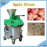 Microplaquetas automáticas industriais de Apple que fazem a máquina de corte da estaca