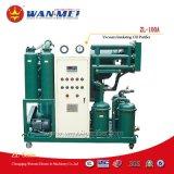 Usine en une seule étape de bonne qualité de purification de pétrole de transformateur de vide (ZL-30)