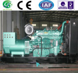 электрический тепловозный генератор энергии 270kw установленный с двигателем Yuchai