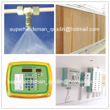 Plein Set Automatic Poultry Equipment pour Broiler Production Farm
