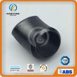 Ajustage de précision de pipe en acier de coude de l'acier du carbone Wpl6 45D avec TUV (KT0045)