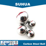 7.938mm 5/16 '' de esfera de aço inoxidável para a máquina de moedura G100 do chocolate