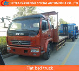 Vrachtwagen van het Bed van Feng van dong 4X2 de Vlakke