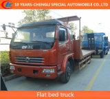 東Feng 4X2 Flat Bed Truck
