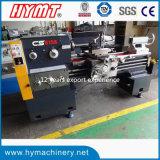 CS6250B endurecem a máquina de giro do metal da elevada precisão da base da abertura do guia/máquina horizontal do torno