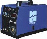 Maquinaria MIG-160/180/200 da soldadura da C.C. da máquina de soldadura do gás