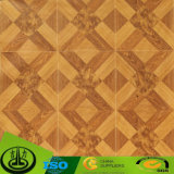 Отсутствие бумаги меламина зерна разнице в цвета деревянной для украшения