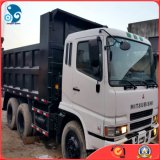 아시아 Market Construction Project를 위한 이용된 미츠비시 Dump Tipper Heavy Truck (320HP)