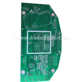 HASL-Lead Free/Electronic Instrument PCB를 가진 두 배 Side PCB