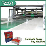 Cement를 위한 향상된 Paper Bag Making Machine