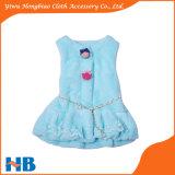 Clothing azul para o falso Fur Clothes de Child