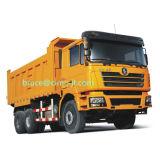 本土のShacman F3000の販売のための6X4によって使用されるダンプトラック