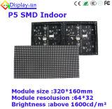 屋内使用料P5 SMD3528 LED表示スクリーン