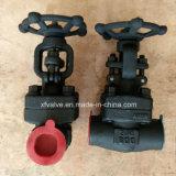 Soupape à vanne modifiée par API602 d'amorçage de l'acier A105 (Z11)