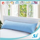 Materiale di riempimento di Microfiber e grande grande cuscino del sostegno del cuscino del corpo del cotone