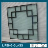 Vidro isolado dobro triplo do vidro de janela baixo E