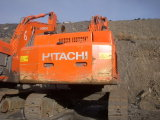 Excavatrice hydraulique utilisée de Hitachi Zaxis470/excavatrice de Hitachi Zx470 Crawelr