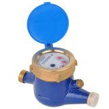 Multi tipo medidor de bronze do secador a ar da água fria