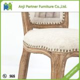 椅子(アーリーン)を食事する中国の金の製造者の屋外の贅沢な様式