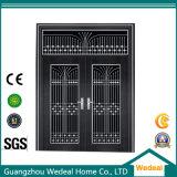 Edelstahl-Sicherheits-Tür-Fabrik-Export