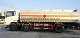 25 camion de transport d'essence de m3 du camion 25 de réservoir de carburant de roues des essieux 8 du kilolitre 3