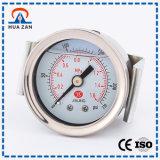 Öldruck-Anzeigeinstrument für geläufiges flüssiges gefülltes Kraftstoffdruck-Anzeigeinstrument