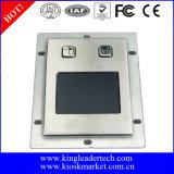 Touchpad industriel d'acier inoxydable utilisé pour le clavier industriel