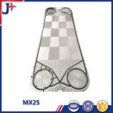 Alpha Laval Mx25 Platte für Platten-Wärmetauscher durch Ss304/Ss316L ersetzen, das in China hergestellt wird