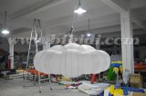 Ballon gonflable de nuage d'éclairage de décoration d'usager, grand nuage C2017 de DEL